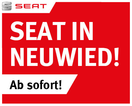 Ab sofort: Seat in Neuwied